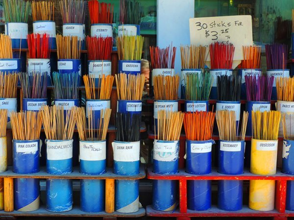 Foto Friday - incense sticks for sale