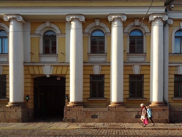 Foto Friday - Ministry of Finane, Helsinki, Finland