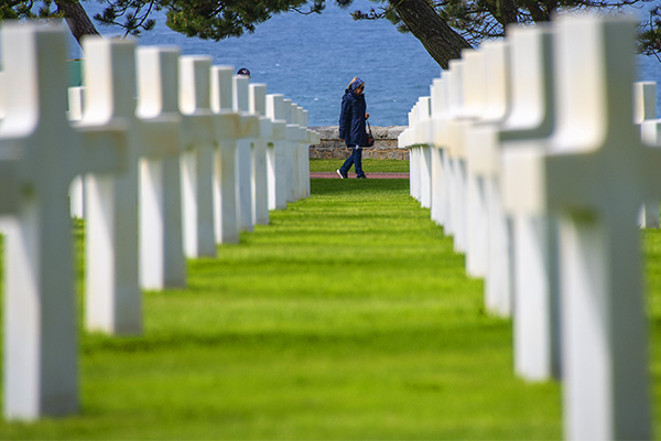 Foto Friday - France-Normandy-American-cemetery_DSC7297-