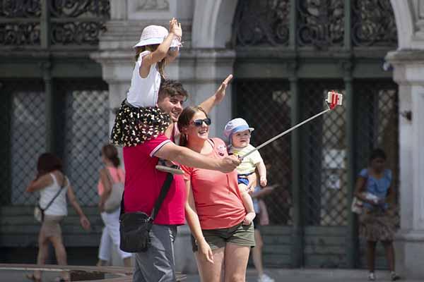Italy-Trieste - family selfie-_DSC4385