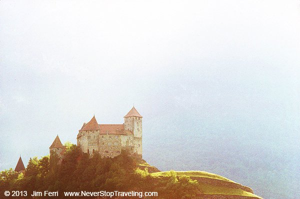 Foto Friday - Vaduz Castle, Liechtenstein