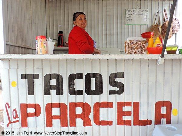 Foto Friday - Mexico - Roadside taco stand, Insurgentes - DSCN0314---FF