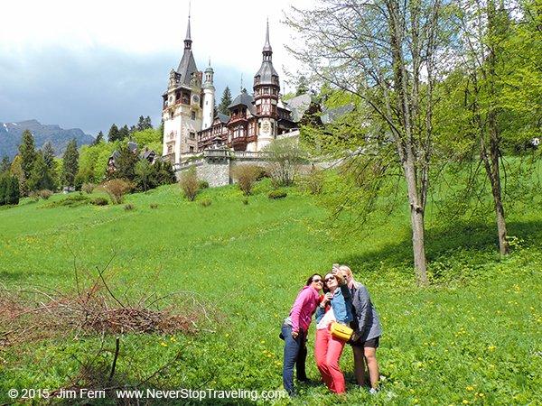 -Romania - Sinaia - Peles Castle--DSCN6014--FF