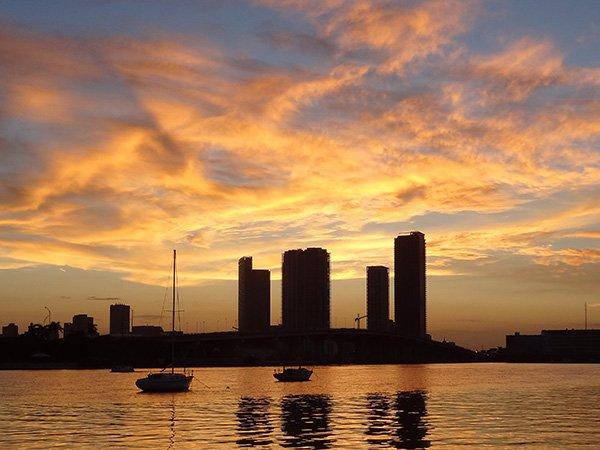 USA - FL - Maimi sunset-DSC05171.jpg