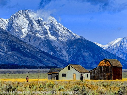 -USA - WY - Grand Tetons