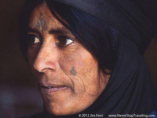 Bedouin, Qasr Amra, Jordan