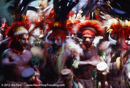 Sing Sing, Papua New Guinea, Highlands