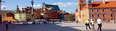 Old Town, Warsaw, Poland / Jakub Szestowicki