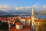 Budva Old Town, Montenegro / photo: anjči