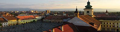 Sibiu, Romania / photo: Emmanuel Dyan