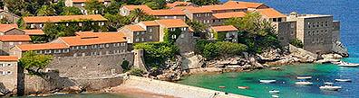 Sveti Stefan, Montenegro / photo: anjči