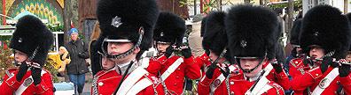 Tivoli boy's soldiers