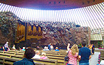 Underground Rock Church, Helsinki /
