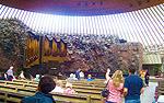 Underground Rock Church, Helsinki /