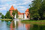 Trakai Castle / Alistair Young