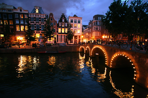 Amsterdam S Canals Neverstoptraveling