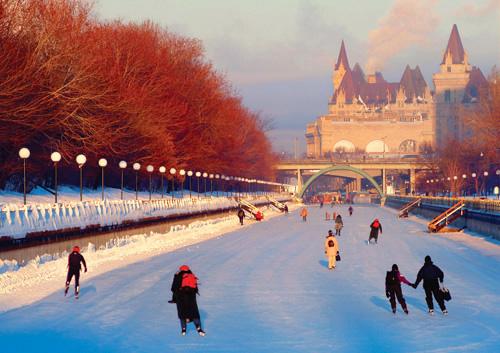 Canada's Winter Festivals