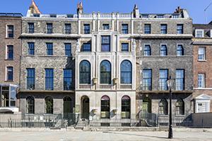 the Sir John Soane museum buildings