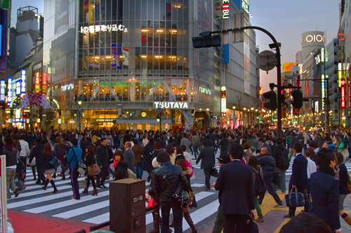 Wisata Unik di Kota Tokyo, Jepang