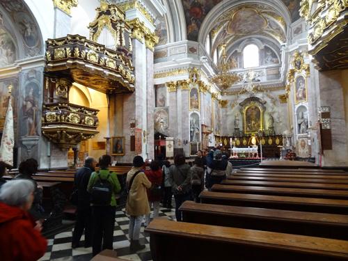 St. Nicholas Cathedral Ljubljana