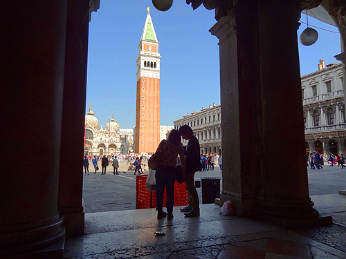 Piazza San Marco and its Campanile St. Mark's Square