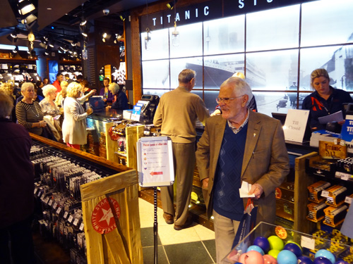 The Titanic Shop