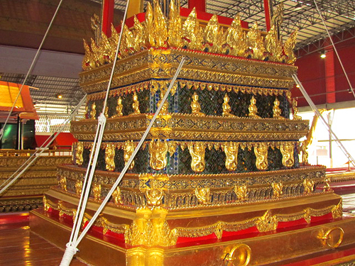 Thai royal barges