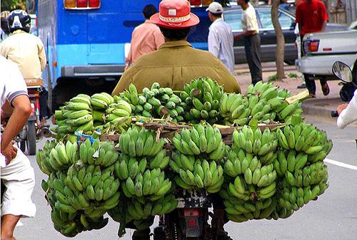 A Phnom Penh street / photo: Lorena Pajares