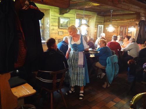 Nuremberg restaurant