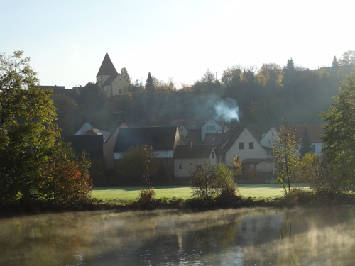 The Main River near Wertheim, Germany Cruising on the Great Rivers of Europe