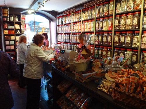 Aunt Nellie's Sweet Shop, High Street