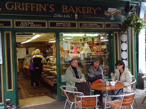 Griffin's Bakery, High Street