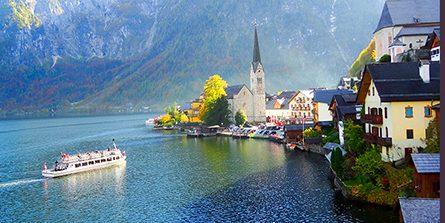 The Prettiest Lakeside Village in Austria