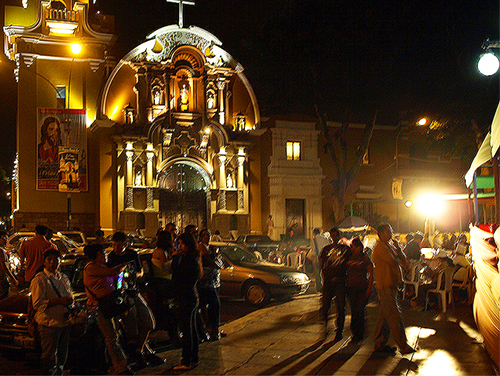 -381769-night street market Lima-Latin America For Less