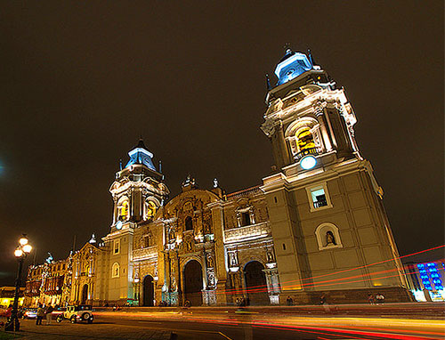 -382633-cathedral of Lima-Chimi Photos