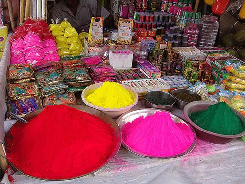 695192-Holi Powder for the Spring festival in New Delhi-Vasenka
