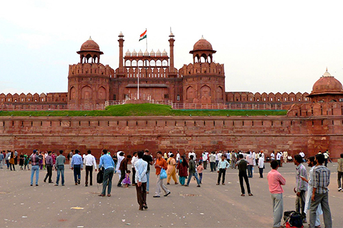 Red Fort - Coates