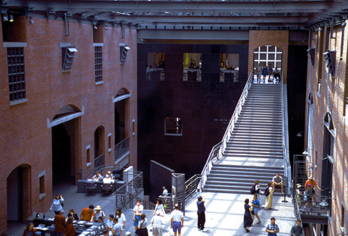 The United States Holocaust Memorial Museum / photo: U.S. Holocaust Memorial Museum