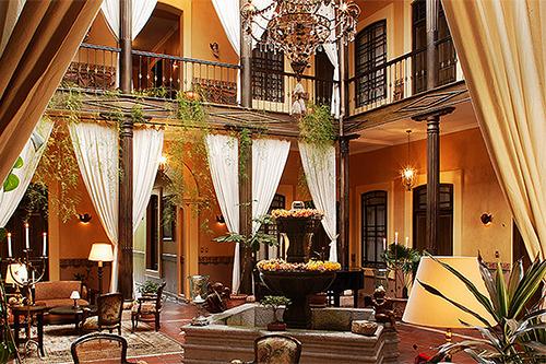 Mansión Alcázar Boutique Hotel, Cuenca