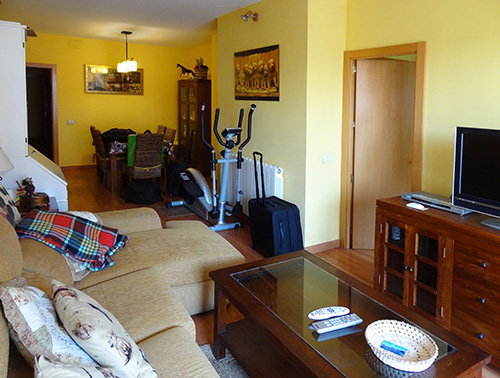 interior of an aprtment - home exchanges - farm stays