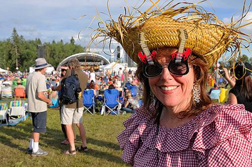 Canadian summer festivals