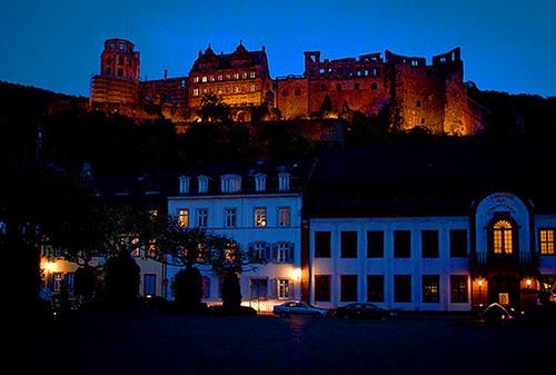 Heidelberg Castle, Heidelberg / photo: ChrisGoldNY top 10 places in Germany