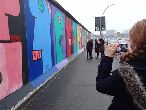 Berlin Wall, Berlin / photo: Jim Ferri top 10 places in Germany