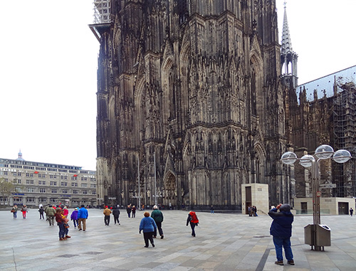 Cologne Cathedral / photo: Jim Ferri top 10 places in Germany