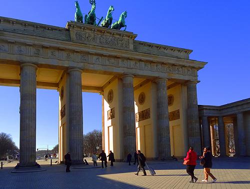 Brandenburg Gate, Berlin / photo: Jim Ferri top 10 places in Germany