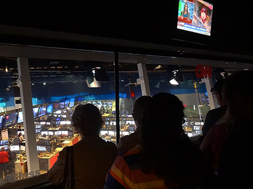 CNN Studio Tour in Atlanta