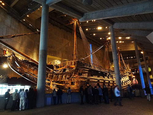 extraordinary the moroccan lounge their house museum | Stockholm's Extraordinary Vasa Museum