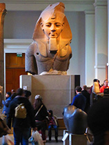 visit the British Museum, one of the free things to do in London