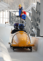 Bobsledding in Lake Placid in New York / photo: Lake Placid CVB