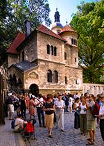 Prague - Jewish Prague - the Ceremonial Hall - Czech Tourism---